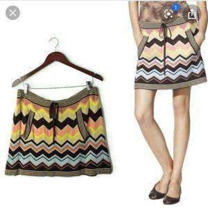 Missoni for Target skirt